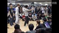 TIP 第二届poppin高校街舞精英赛 46-55剪辑