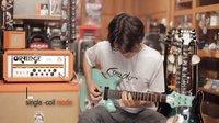 Ozielzinho - Na Bumba Records琴行电吉他试音