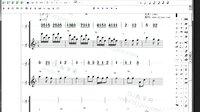 【学习五线谱】第二十八课-五线谱实战练习(一)初探和弦
