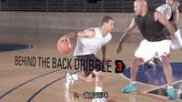 NIKE篮球职业球员训练斯蒂芬库里——变向晃动