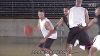 NIKE篮球职业球员训练斯蒂芬库里 详解——变向晃动