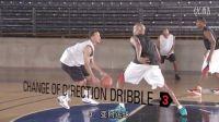 NIKE篮球职业球员训练斯蒂芬库里——回撤胯下运球