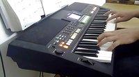 祝你生日快乐 电子琴演奏 - 符正校