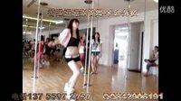 香港姗姗钢管舞学院长沙分校领舞2