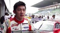 亚洲保时捷卡雷拉杯 第五回合后车手采访