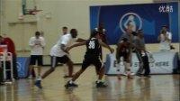 Glen Rice Jr at the NBA Draft Combine 2013