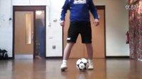 003.【STR足球教学】后跟转脚趾假动作教学
