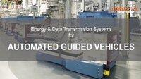 AGV动力解决方案 - Factory Automation