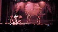 """2011北京第二外国语学院舞蹈协会""""舞法舞天""""专场——lucifer与M"""