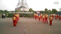 洛阳市体育舞蹈运动协会健身操舞专业委员会自编腰鼓---9