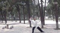 磐真太极拳第五代传人-冯自强