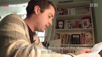 在华留学生的故事-将相声作为自己事业的安仁良