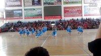 广场舞比赛第一名 卓玛