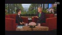 (原始完整版)加拿大华裔琴童5岁的Ryan Wang接受著名的Ellen Show采访