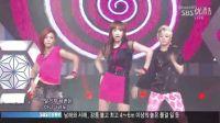 [LIVE现场] f(x) - Hot Summer (SBS Inkigayo 110626)