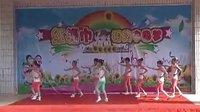 广饶县共青希望小学庆六一舞蹈《让我们舞起来》