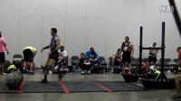 2013第二届全民健身周末体育大赛美国大力士业余赛-举石球过横杆2