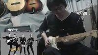 张季MJ向伟大的 the shadows 致敬<THE BOYS>张季深圳吉他艺术中心