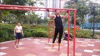 【BarKids】香港街頭極限健身-第三擊