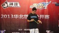 2013华北悠悠公开赛-1A预赛-邹凯文