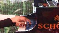 松滋潘颖钢琴-学生表演《草原小姐妹》