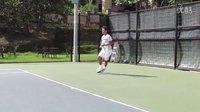 【零凌网球】教学篇——Javier Waase(17岁小伙的专业级表现)