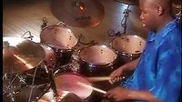 John Blackwell - Modern Drummer 2002 - Genial