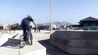 【户外速降】chris akrigg攀爬视频trial noir two 2010