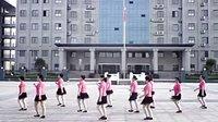 屈家岭夕阳红健身舞队  爱尔兰劲暴踢踏舞