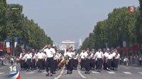 2013年7月14日法国国庆节阅兵