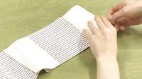 韩国手工拼布教程-卫生棉包