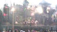环球影城的阴间大法师摇滚乐队 Beetlejuice Band at Universal Studios