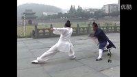 武当功夫 袁修刚武当太极剑-武当道家传统武馆