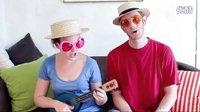 摩卡音乐●英国Clarke金属卡祖笛Kazoo在尤克里里演奏中的使用