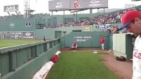 Cliff Lee Bullpen- Fenway Park May 28, 2013