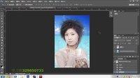 Photoshop软件,PS软件教程,滤镜快速抠图,PS染发教学视频,PS基础入门案例