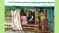 柳州户外自驾群;上林洋渡风景区、大龙湖风景区之旅