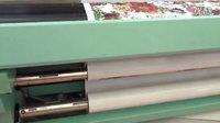 UV打印视频-绘迪酷美FR2512板卷一体机打印广告板和柔性材质