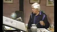 Frank Clarke水彩画教程《简单绘画》第二部分-中字