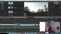 Final Cut Pro X教程8.效果和转场的使用及防抖动
