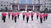 屈家岭夕阳红健身舞队  大姑娘美