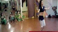 厦门PD 黄婷肚皮舞工作室 蓝莹老师八月L2舞码鼓舞