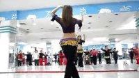锦州一涵肚皮舞《欢乐跳吧》
