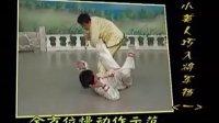 中國功夫武功 神虎擒拿術3c
