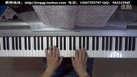 钢琴弹唱教学《P63有没有人告诉你》