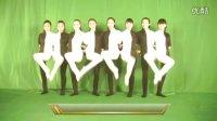创意舞蹈-黑白腿-视觉系 演出节目 商业演出 演出舞蹈