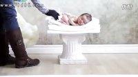 儿童婴儿摄影新生儿摄影造像武器越过下颏 -o提示#27