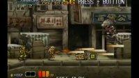 wii《合金弹头6》 街机游戏 通关视频