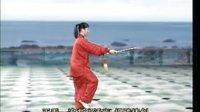 吴阿敏42式太极剑4 (6-11)式