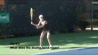 (Joe网球教学)最新正手击球训练方法